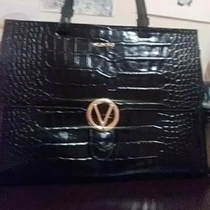 Genuine leather Valentino bag